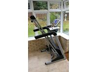 Folding Fuel Fitness Motorised Treadmill