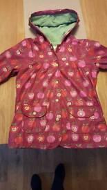 Hatley Raincoat Age 6-7