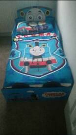 Junior Thomas the Tank Engine Bed