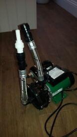 Salamander Domestic Water Pressure Pump - Bargain