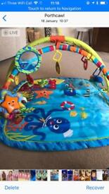 Baby Einstein baby gym