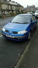 Renault megane dynamic 2005