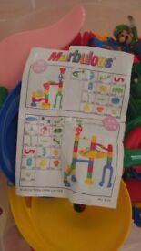 Marbulous toy