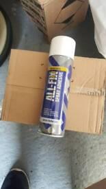 3 x boxes spray glue