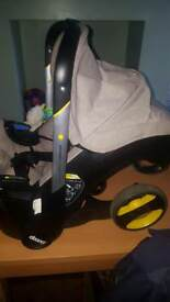 Doona car seat come stroller