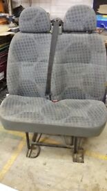 Ford Transit double front seat