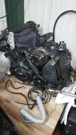Triumph 955i parts
