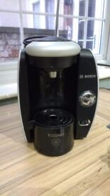 Tassimo coffee machine only used a few times