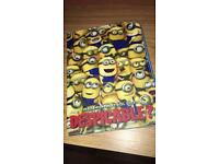 dispicable me tab case