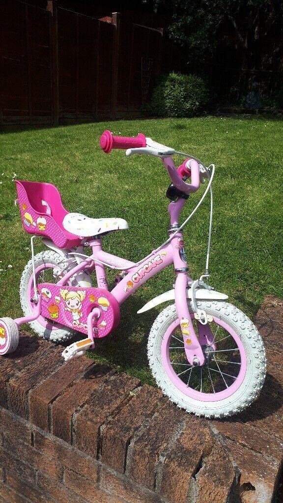 Appollo Kids Cupcake Bike 12 Wheel