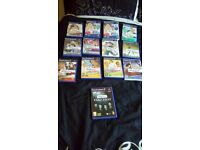 I have for sale 13 Singstar games for the Sony PlayStation 2 ps2.