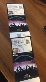 ANTHONY JOSHUA VS KLITSCHKO TICKETS
