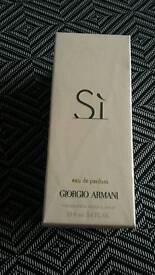 Armani Si Parfum 100ml