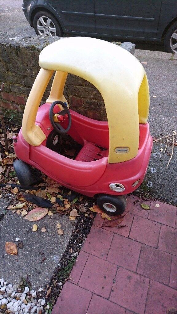 Little tikes kids car