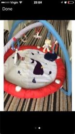 Baby mat excellent condition