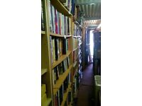 OVER 2000+ BOOKS, £1.00 EACH ALL TYPES AMAZON BOOKSHOP NOW CLOSING.