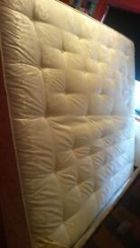 KENSINGTON ORTHOPEDIC SPRING INTERIOR MATTRESS IN EXCELLENT USED CONDITION FREE LOCAL DELIVERY