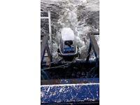 Suzuki DT15 hp boat outboard