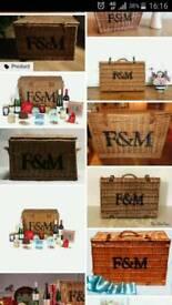 WANTED:: Fortnum and mason hamper/picnic basket