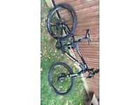 Wheeler Hornet 46 Full Suspension Mountain Bike
