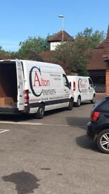 Alton couriers