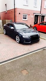 Audis s5 4.2 v8 no offers or swaps