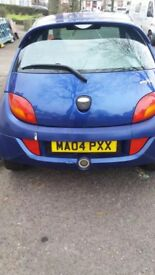 Cheap low mileage ford ka only £300