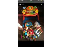 Massive bundle of baby toys Vtech walker, Lamaze, Manhattan you etc nw6/gunneabury