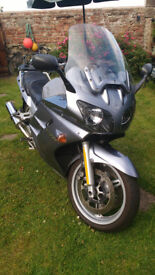 Yamaha FJR1300 for sale, very good condition, low mileage, fully loaded