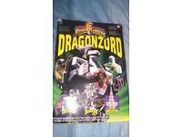 Original Power Ranger Dragonzord