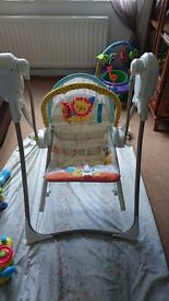Fisher price swing 3in1