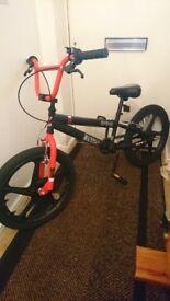Kids Spike Skull-X BMX Bike