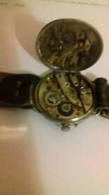 Omega watch needs attention rare watch