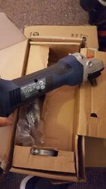 Bosch gws 18v angle grider new body only