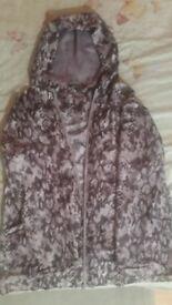 Snake Look Coat.