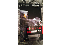 Sapphire Nitro Radeon Rx 470 4gb