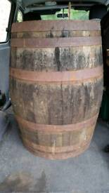 Oak Whisky Barrel