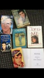 Elvis books bundle good selection, Christmas birthday gift