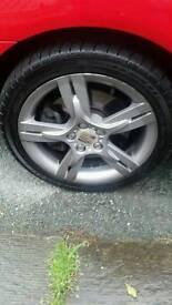 """Seat ibiza fr alloy wheels 16"""""""