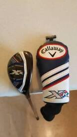 Callaway XR 3 hybrid
