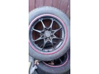car tyres and wheels 205/50 R15 V (86)