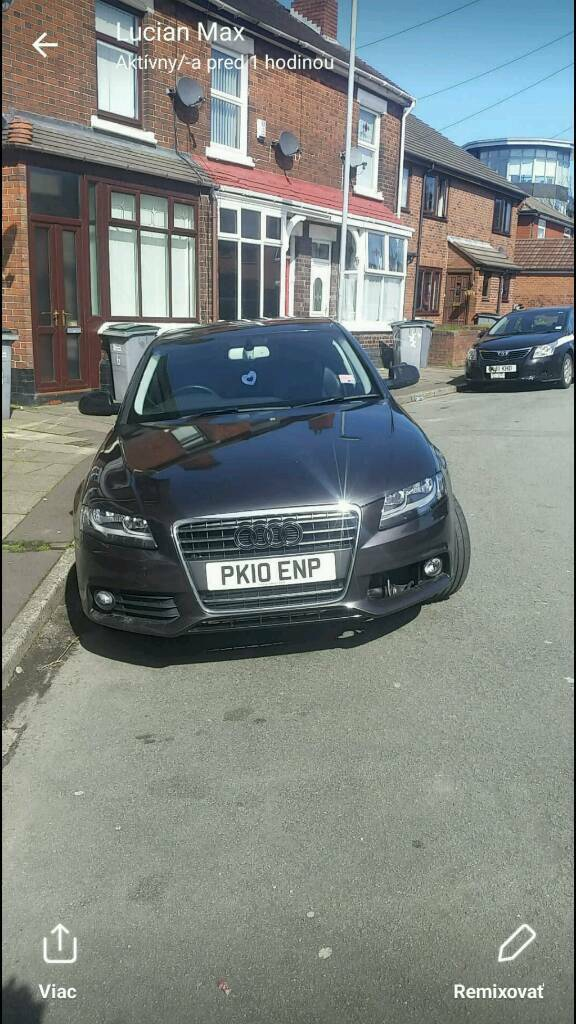 Quick Sale Ovno Audi A4 Remap 180 Bhp In Stoke On Trent