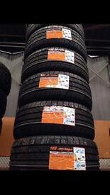 Tyre 225 40 18