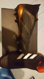 Adidas Predator Football Boots Size 10