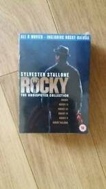 BN Rocky DVD Collection