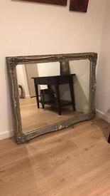 Gorgeous Silver mirror