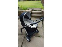 Mamas and Papas travel system in black - with added extras