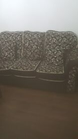 2 x 3 seater sofas for sale