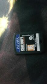 Psvia inculed 1 game memorycard