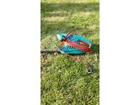 Bosch hedge trimmer as new